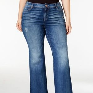 INC Flare Leg Slim fit jeans 18W
